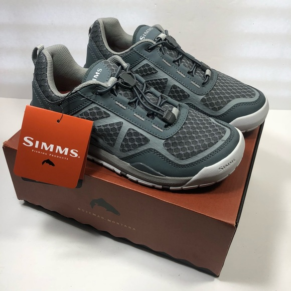22f8b820d584 Simms Challenger Anvil Fishing Water Boat Shoes